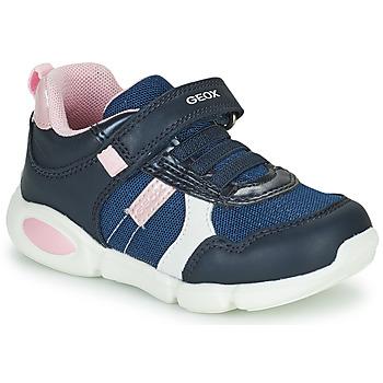 鞋子 男孩 球鞋基本款 Geox 健乐士 B PILLOW 蓝色