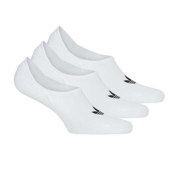 内衣 Socks Adidas Originals 阿迪达斯三叶草 LOW CUT SOCK X3 白色
