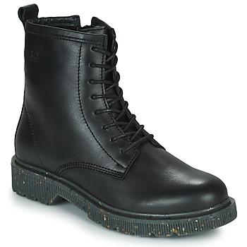 鞋子 女士 短筒靴 Dream in Green PARBOL 黑色
