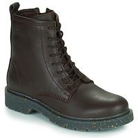 鞋子 女士 短筒靴 Dream in Green PARBOL 棕色