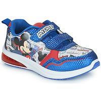 鞋子 男孩 球鞋基本款 Disney MICKEY 蓝色