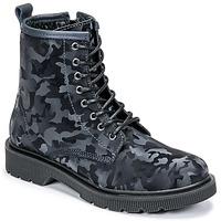鞋子 女士 短筒靴 Fericelli PARMA 海蓝色