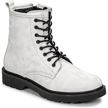 鞋子 女士 短筒靴 Fericelli PARMA 白色