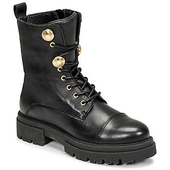 鞋子 女士 短筒靴 Fericelli PADOUE 黑色