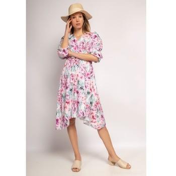 衣服 女士 短裙 Fashion brands 9471-ROSE 玫瑰色