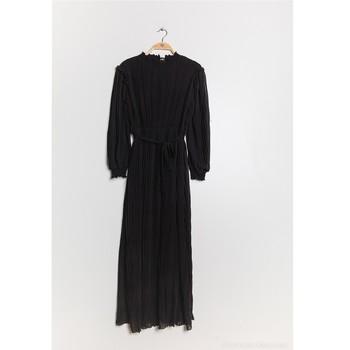 衣服 女士 长裙 Fashion brands 9805-2-0-NOIR 黑色