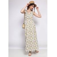 衣服 女士 短裙 Fashion brands R182-BEIGE 米色