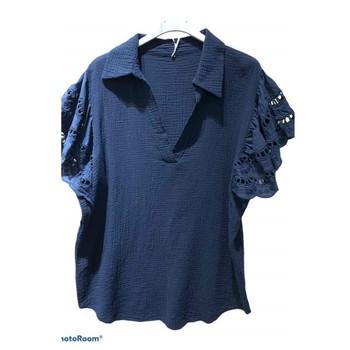 衣服 女士 女士上衣/罩衫 Fashion brands 310311-NAVY 海蓝色