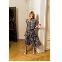 衣服 女士 女士上衣/罩衫 Fashion brands CK08138-MARINE 海蓝色