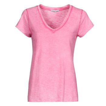 衣服 女士 女士上衣/罩衫 Fashion brands 029-COEUR-FUCHSIA 紫红色