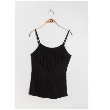 衣服 女士 女士上衣/罩衫 Fashion brands D852-BLACK 黑色