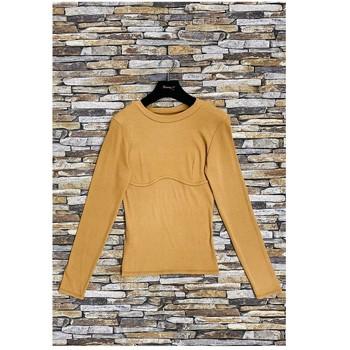 衣服 女士 女士上衣/罩衫 Fashion brands HD-2813-N-BROWN 棕色