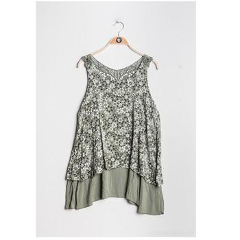 衣服 女士 女士上衣/罩衫 Fashion brands 9673-KAKI 卡其色