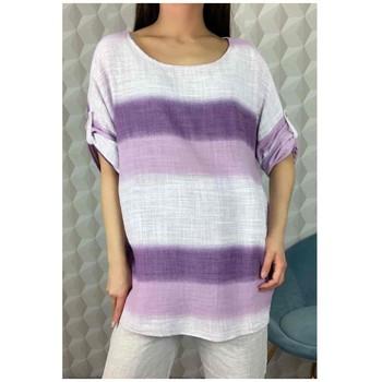 衣服 女士 女士上衣/罩衫 Fashion brands 156485V-LILAC Lila