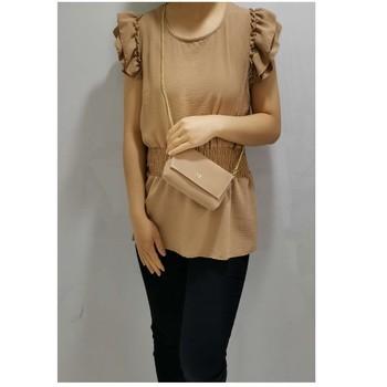 衣服 女士 女士上衣/罩衫 Fashion brands 3101-CAMEL 驼色
