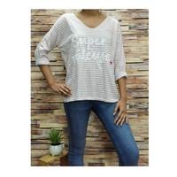 衣服 女士 女士上衣/罩衫 Fashion brands 21052-PINK 玫瑰色