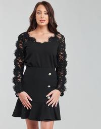 衣服 女士 女士上衣/罩衫 Moony Mood PABSCONE 黑色