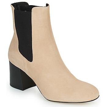 鞋子 女士 短靴 Cosmo Paris LACADO 2 米色