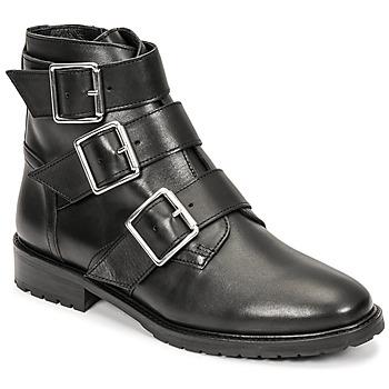 鞋子 女士 短筒靴 Cosmo Paris VOLLINI 黑色