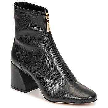 鞋子 女士 短靴 Cosmo Paris ZELINA 黑色