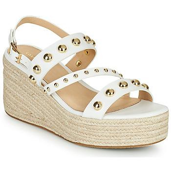 鞋子 女士 凉鞋 Cosmo Paris HOURA 白色 / 金色