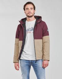衣服 男士 夹克 Jack & Jones 杰克琼斯 JORBOBBY 紫罗兰 / 棕色