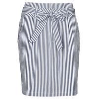 衣服 女士 半身裙 Vero Moda VMEVA 蓝色 / 白色