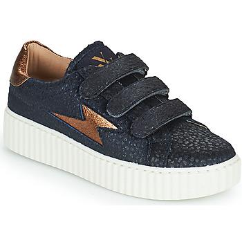 鞋子 女士 球鞋基本款 Vanessa Wu MISTRAL 蓝色