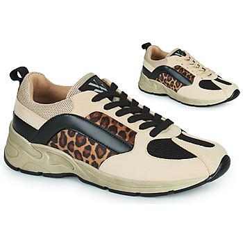 鞋子 女士 球鞋基本款 Vanessa Wu LOMBARDE 米色
