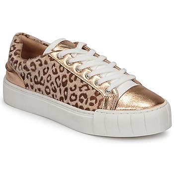 鞋子 女士 球鞋基本款 Vanessa Wu LEVANTER Leopard