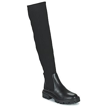 鞋子 女士 绑腿 Vanessa Wu BECH 黑色