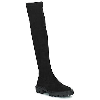 鞋子 女士 绑腿 Vanessa Wu PONANT 黑色