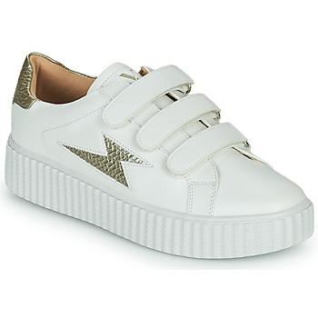 鞋子 女士 球鞋基本款 Vanessa Wu SUROIT 白色
