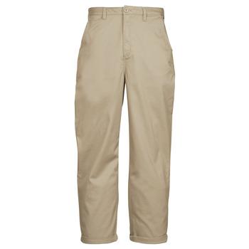 衣服 男士 休闲裤 Vans 范斯 AUTHENTIC CHINO SLIM PANT 米色