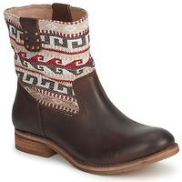 鞋子 女士 短筒靴 Koah DALIA 棕色
