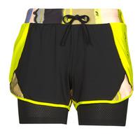 衣服 女士 短裤&百慕大短裤 Only Play ONPARI 黄色 / 黑色