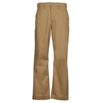 衣服 男士 休闲裤 Vans 范斯 AUTHENTIC CHINO 棕色