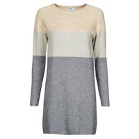衣服 女士 短裙 Betty London PIMPA 玫瑰色 / 灰色