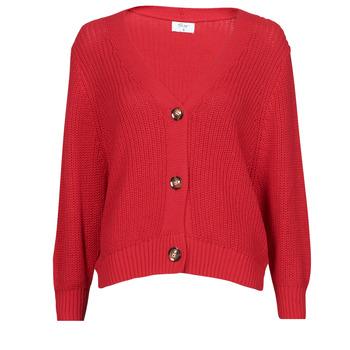 衣服 女士 羊毛开衫 Betty London POUPEE 红色