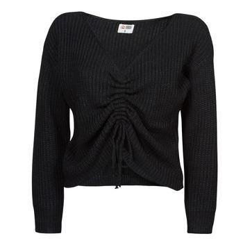 衣服 女士 羊毛衫 Yurban PAULA 黑色