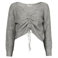 衣服 女士 羊毛衫 Yurban PAULA 灰色