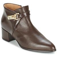 鞋子 女士 短靴 Marian MARINO 棕色