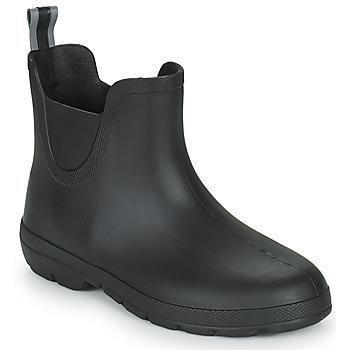 鞋子 女士 雨靴 Isotoner 93701 黑色