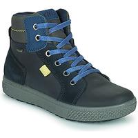鞋子 男孩 雪地靴 Primigi 8392511 海蓝色