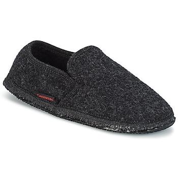 鞋子 男士 拖鞋 Giesswein NIEDERTHAL 黑色