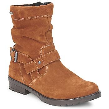 鞋子 女孩 短筒靴 Ricosta RAJSA 棕色