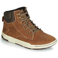 鞋子 男士 高帮鞋 Caterpillar COLFAX MID 棕色