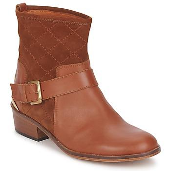 鞋子 女士 短筒靴 Emma Go LAWRENCE 棕色