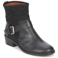 鞋子 女士 短筒靴 Emma Go LAWRENCE 黑色