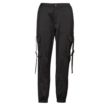 衣服 女士 工装裤 Yurban  黑色